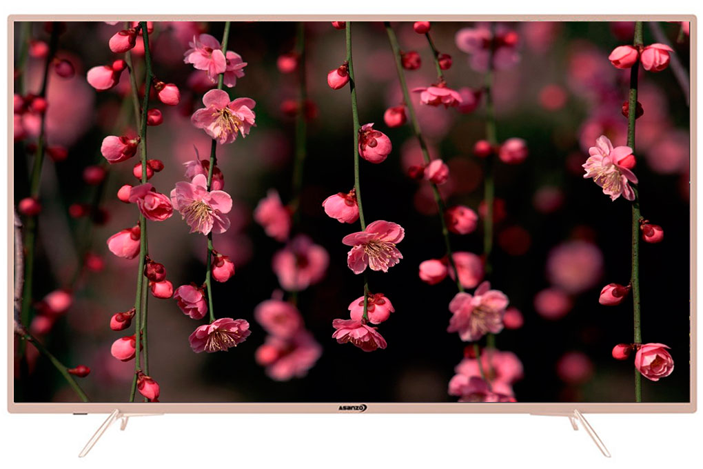Smart Tivi Asanzo 4K 50 inch 50UV6