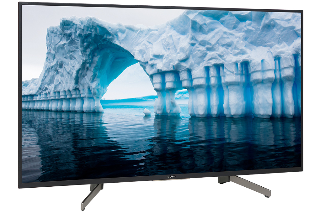 Android Tivi Sony 4K 49 inch KD-49X8000G - Model 2019